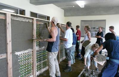海外向け造園技術セミナー